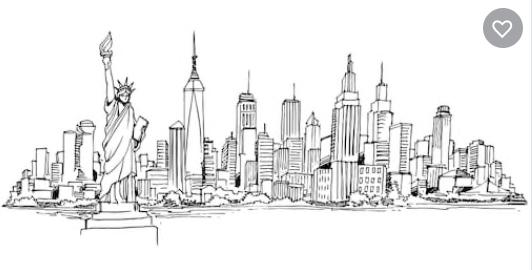 New York Sketch Image