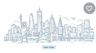 New York Skyline 3 Image