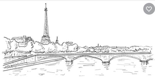 Eiffel Bridge Image