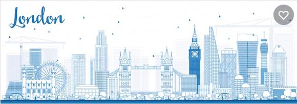 London blue Image