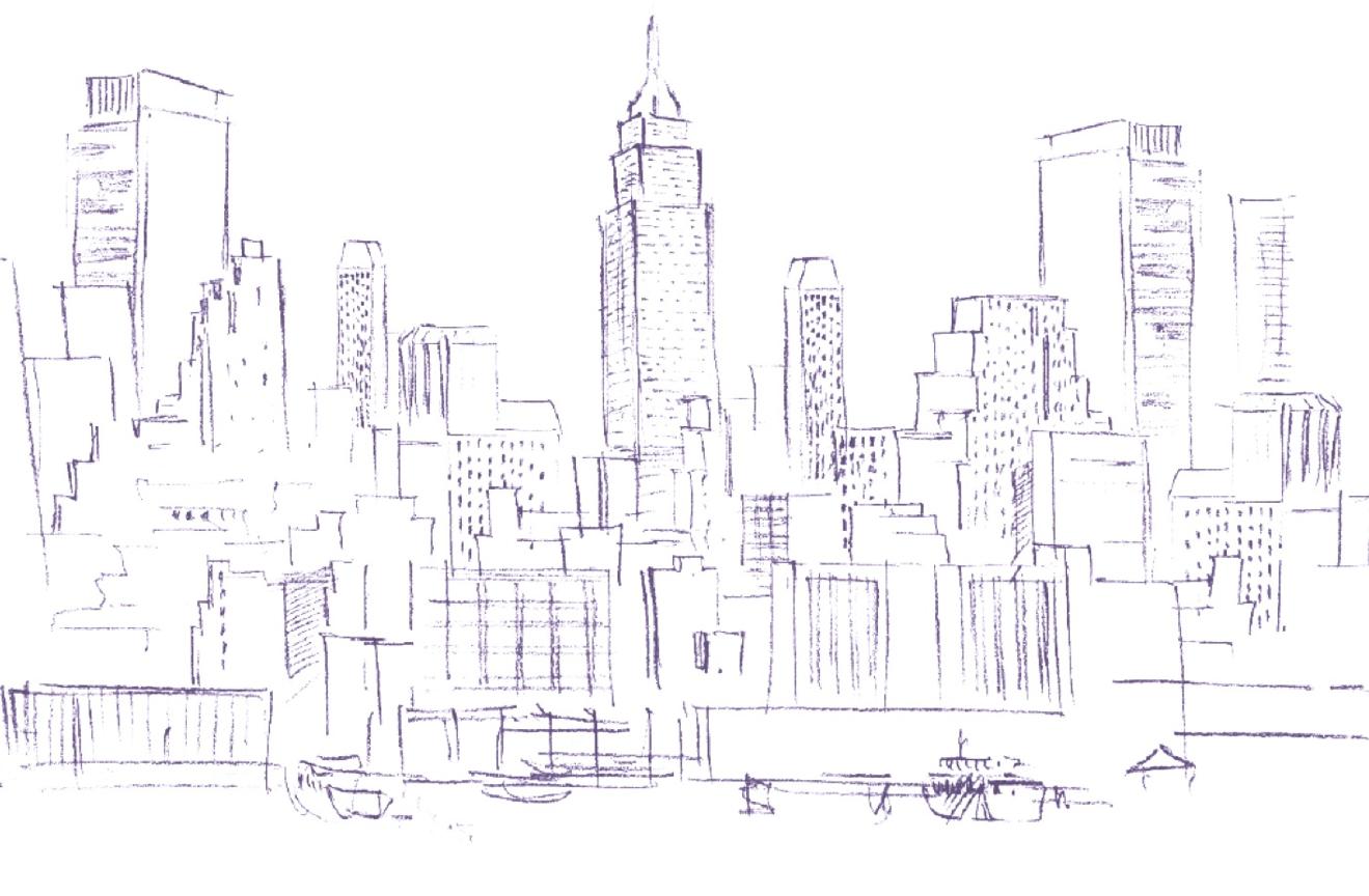 New York Skyline 2 Image