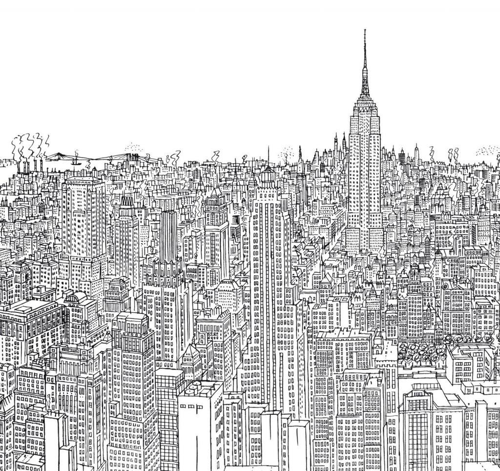 Nueva York Skyline Image