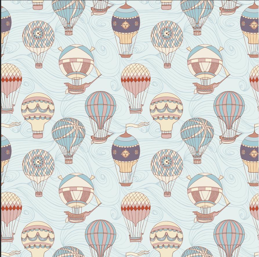 Hot Air Balloons Image